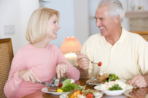 Important Foods for Older People's Nutrition