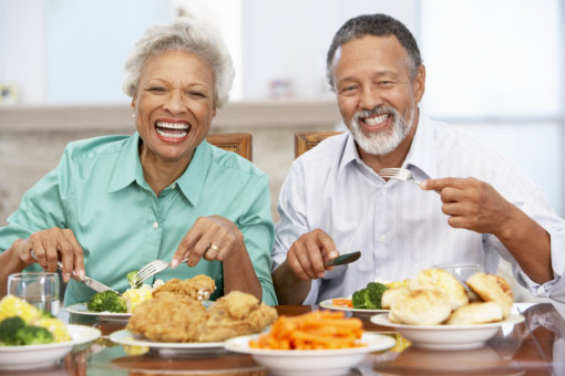 How to Cut Down Salt in a Senior's Diet